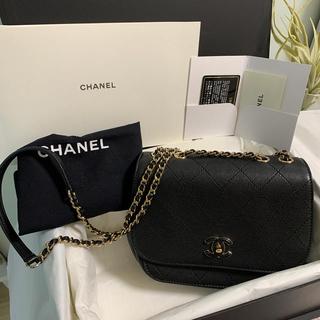 シャネル(CHANEL)のCHANEL  ミニフラップバッグ 2019年購入(ショルダーバッグ)