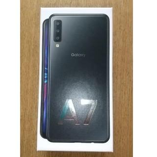 Galaxy - GALAXY A7 64GB 楽天モバイル Rakuten UN-LIMIT対応