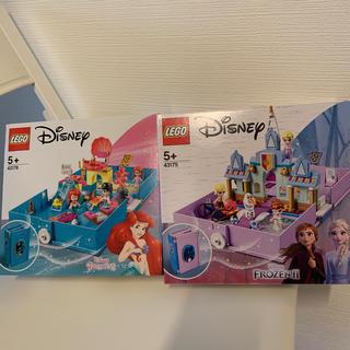Lego - LEGOディズニー43175と43176