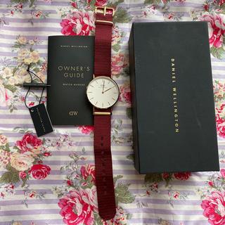 ダニエルウェリントン(Daniel Wellington)のダニエルウェリントン アナログ 腕時計(腕時計)