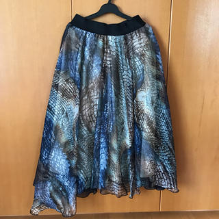 カワイイ(cawaii)の№8【kawaii】ロングスカート M-L(ロングスカート)