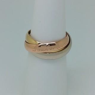 カルティエ(Cartier)のカルティエ  750 トリニティ リング(リング(指輪))