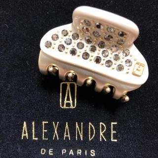 Alexandre de Paris - 新品 アレクサンドルドゥパリ クリップ 4.5㎝