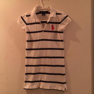 Ralph Lauren - RALPH LAUREN ★ ポロシャツ 120 キッズ ボーダー