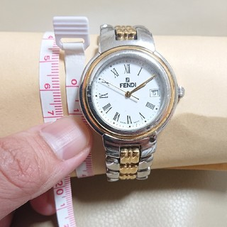 フェンディ(FENDI)のFENDI コンビ 時計(腕時計(アナログ))