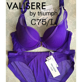 Triumph - 【新品タグ付】VALISERE by triumph/C75(定価¥15950)