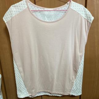 ドレスキップ(DRESKIP)のワールド DRESKIP トップス Mサイズ(Tシャツ(半袖/袖なし))