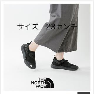 THE NORTH FACE - ノースフェイス  ウルトラベロシティストラップスリッポンスニーカー サイズ23
