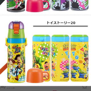 Disney - 水筒 直飲み ステンレス トイストーリー