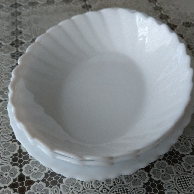 山崎製パン(ヤマザキセイパン)の山崎 長方形 5枚 インテリア/住まい/日用品のキッチン/食器(食器)の商品写真