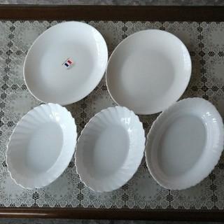 ヤマザキセイパン(山崎製パン)の山崎 長方形 5枚(食器)