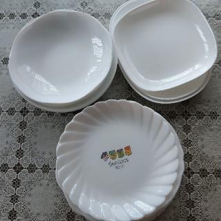 ヤマザキセイパン(山崎製パン)のヤマザキ 白い皿 まとめて20枚(食器)
