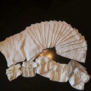 コンビミニ(Combi mini)の布おむつ 一式セット カバー 輪おむつ ライナー(布おむつ)