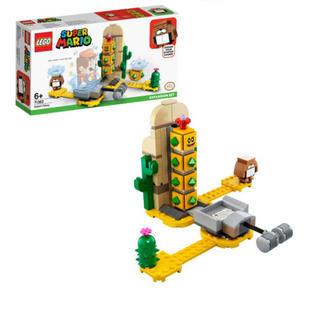 レゴ(Lego)のレゴ (LEGO) スーパーマリオ サンボ の さばく チャレンジ 71363(積み木/ブロック)