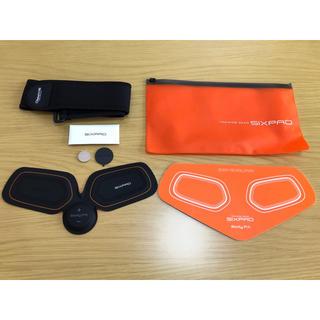 シックスパッド(SIXPAD)のシックスパッド Body Fitボディフィット(トレーニング用品)