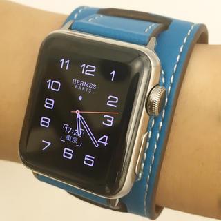 アップルウォッチ(Apple Watch)のApple Watch HERMES series2 38mm アップルウォッチ(その他)