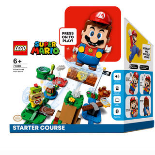 Lego - レゴジャパン LEGO スーパーマリオ 71360