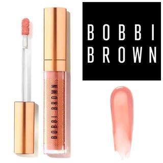 BOBBI BROWN - ボビイブラウン◆クラッシュドオイルインフューズドグロス #ピンクサンセット