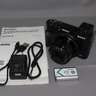 SONY - ソニー DSC-RX100M5A