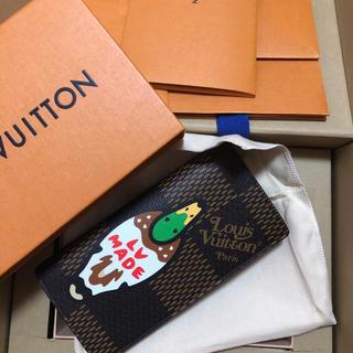 LOUIS VUITTON - 即発送 ルイヴィトン NIGO 長財布 ウォレット VUITTON LV バッグ