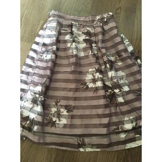 コウベレタス(神戸レタス)のKOBE LETTUCE スカート(ひざ丈スカート)