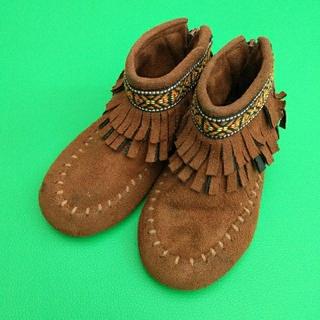 アンパサンド(ampersand)のAMPERSAND 13.5   靴(ブーツ)