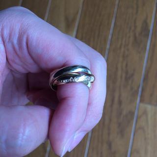 カルティエ(Cartier)のCartier トリニティ リング(リング(指輪))