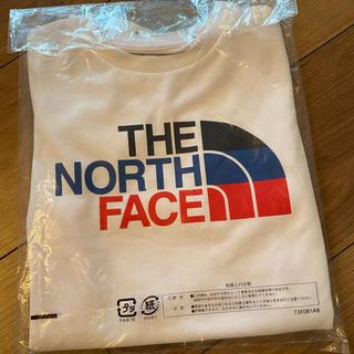 ザノースフェイス(THE NORTH FACE)の新品 ザ ノースフェイス キッズ Tシャツ(Tシャツ/カットソー)