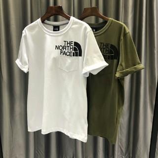 THE NORTH FACE 2020 ss黒標純綿半袖Tシャツ