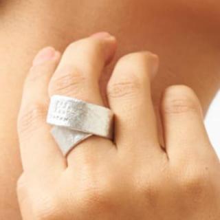 ローリーロドキン(Loree Rodkin)のTIN BREATH リング シルバー(リング(指輪))