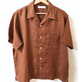ジャーナルスタンダード(JOURNAL STANDARD)のジャーナルスタンダード オープンカラーシャツ(シャツ)