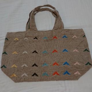 ミナペルホネン(mina perhonen)の新品未使用☆ミナペルホネンbirdbird パニーニbag(トートバッグ)
