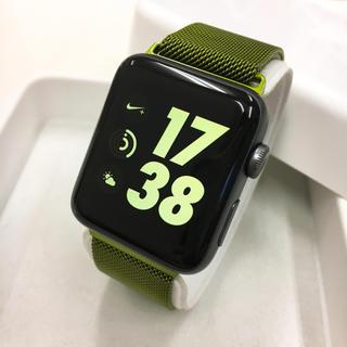 アップルウォッチ(Apple Watch)のApple Watch series2 NIKE+ アップルウォッチ 42mm(その他)