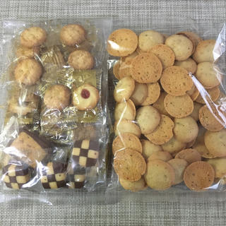 ティーブレイク・クッキー詰め合わせ(菓子/デザート)