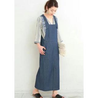 BEAUTY&YOUTH UNITED ARROWS - BEAUTY&YOUTH  コットンジャンパースカート