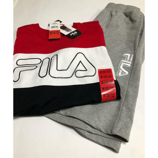 FILA - フィラ上下セット