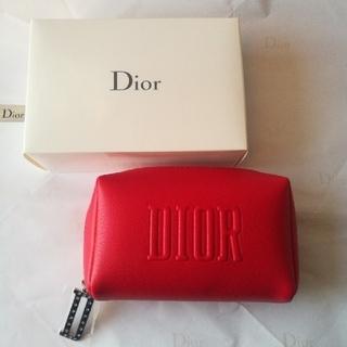 Christian Dior - ディオール オリジナル スクエア ポーチ Dior