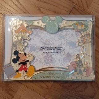 ディズニー(Disney)のディズニー バケーションパッケージ フォトフレーム(フォトフレーム)