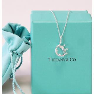 ティファニー(Tiffany & Co.)のTiffany   ティファニー女王の王冠ネックレス【緊急販売】(ネックレス)