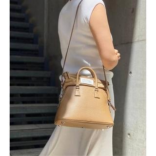 Maison Martin Margiela - 【MAISON MARGIELA】「5AC」small bag◇新品未使用