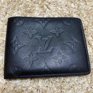 ルイヴィトン(LOUIS VUITTON)のLOUIS VUITTON 折り財布 ポルトフォイユミュルティプル(折り財布)