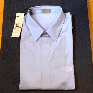 DIOR HOMME - 【新品未使用】Air Diorシャツ水色サイズ42(L〜XL相当)