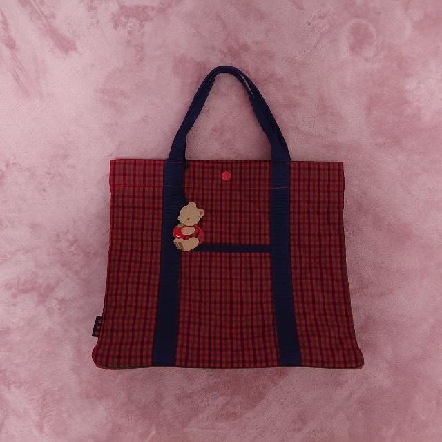 familiar(ファミリア)のfamiliar バッグ キッズ/ベビー/マタニティのこども用バッグ(レッスンバッグ)の商品写真