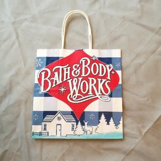 バスアンドボディーワークス(Bath & Body Works)のbath&body works ショッパー(ショップ袋)