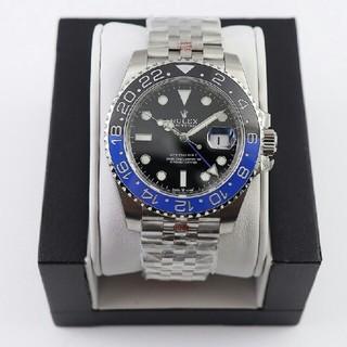 限时値下極美品 GMTマスターⅡ☆自動巻き腕時計★送料込み☆