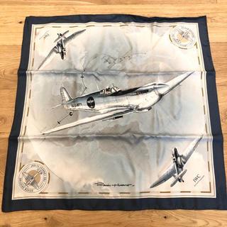 インターナショナルウォッチカンパニー(IWC)のiwc シルクスカーフ【新品未使用】(バンダナ/スカーフ)