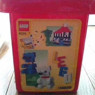 レゴ(Lego)のLEGO赤バケツ 4028ピース入り(積み木/ブロック)