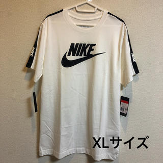 NIKE - NIKE ナイキ Tシャツ 半袖 白黒 XL