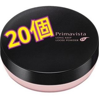 プリマヴィスタ(Primavista)の20個★ブラックプリマ フェイスパウダー(フェイスパウダー)