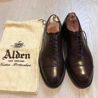 Alden - 美品 Alden 920 US9 専用袋付 26.5〜27cm